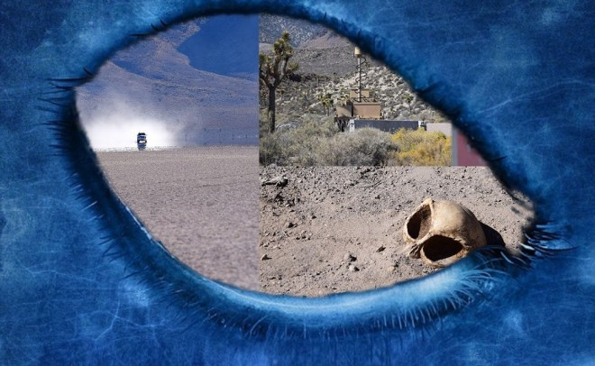 Nevada, a new secret base discovered next to AREA 51. Original article by Alessandro Brizzi.
