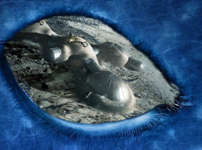 Off-Limits, on the Moon, too many extraterrestrial bases. Original article by Alessandro Brizzi.