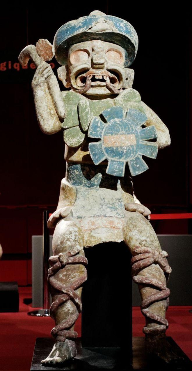 Mayan divinity