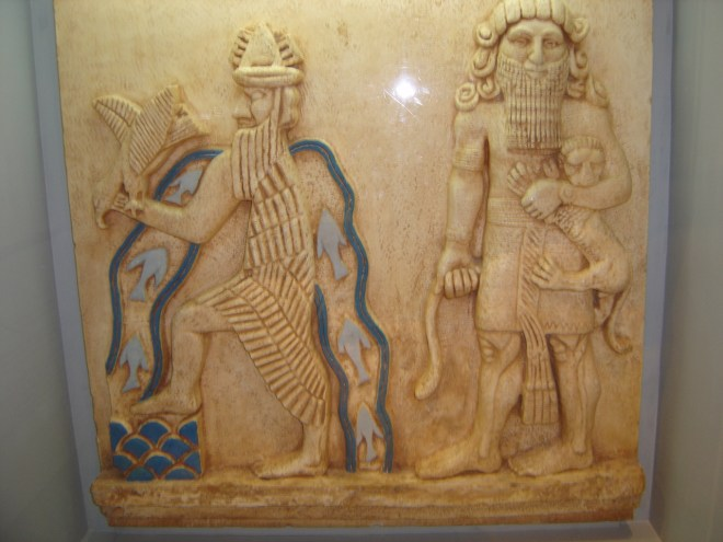 Noah, likely resemblance to the Anunnaki?