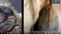 Ancient cave, discovered by researchers on the border with Tibet, shocking...