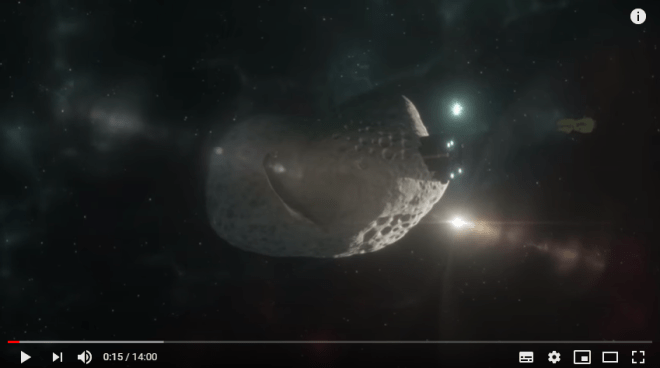 "Scientists declare: ""Extraterrestrial probes could be hiding in Asteroids near EARTH"""