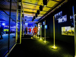 How we use OSC creatively in Experiential Marketing activations