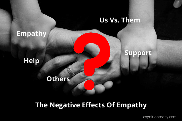 The Negative effect of Empathy: Impaired decision making, emotional burn-out, and us vs. them