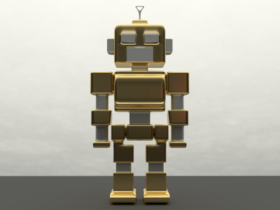 RPA Robots Insurance. (Photo credit: erik_stein/ Pixabay)
