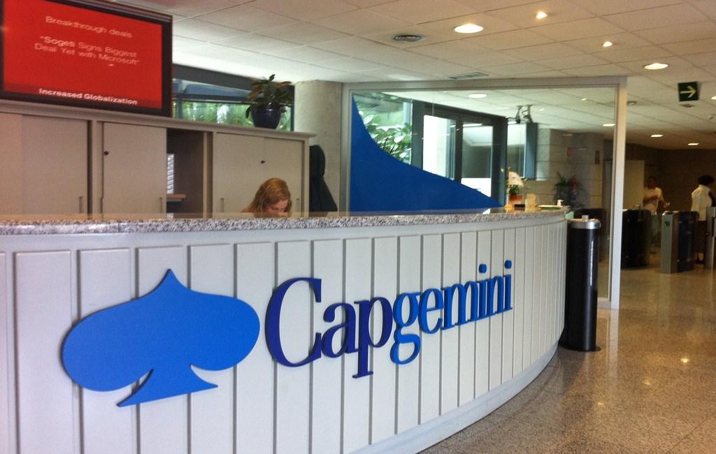 Capgemini UK RPA. (Photo credit: Claudio Lobos)
