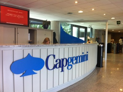 Capgemini UK RPA. (Photo credit: Claudio Lobos)