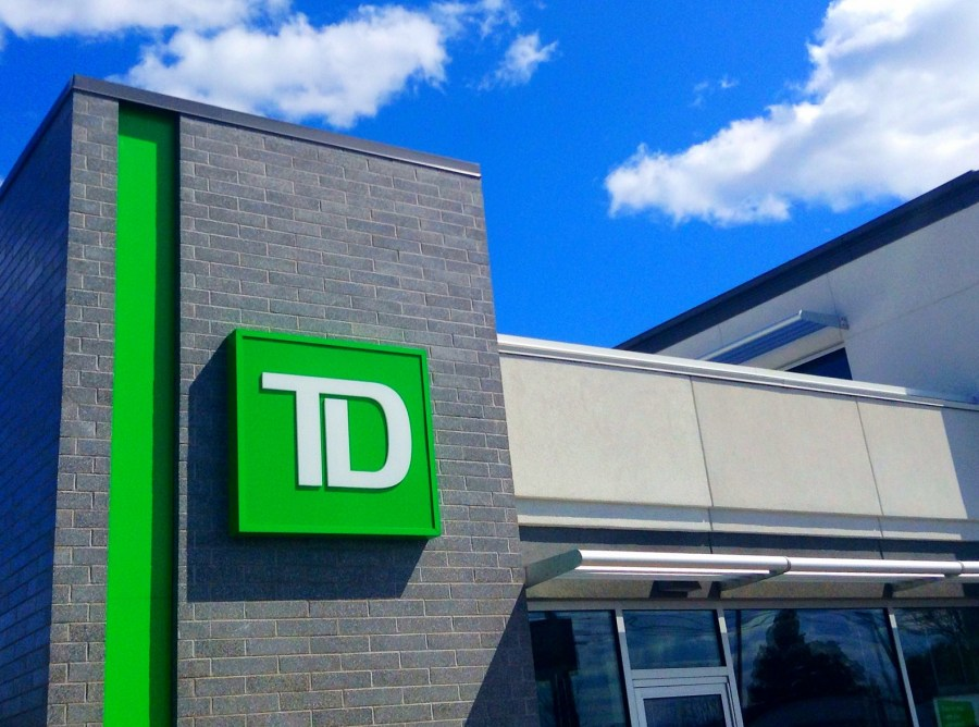 TD Bank Group has acquired Layer 6 Inc., an artificial intelligence startup based in Toronto. (Photo credit:Mike Mozart)