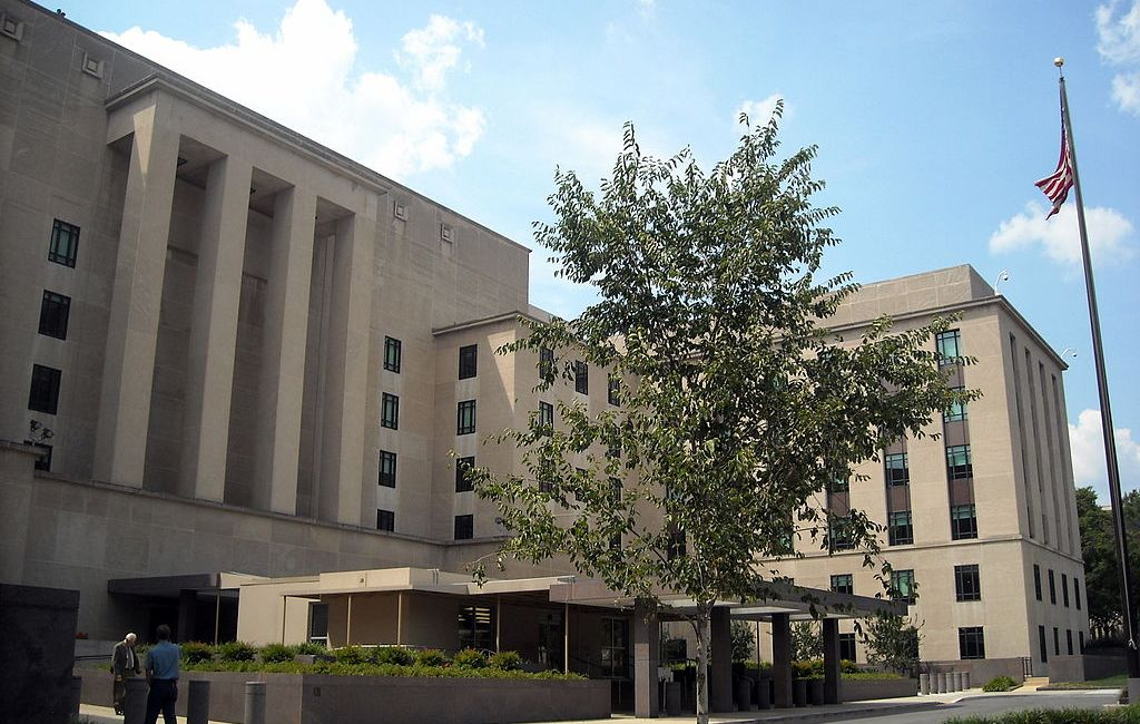 Photo: Kearney & Company has been the auditor for the U.S Department of State, which operates from its headquarters in Washington. (Credit:APK)