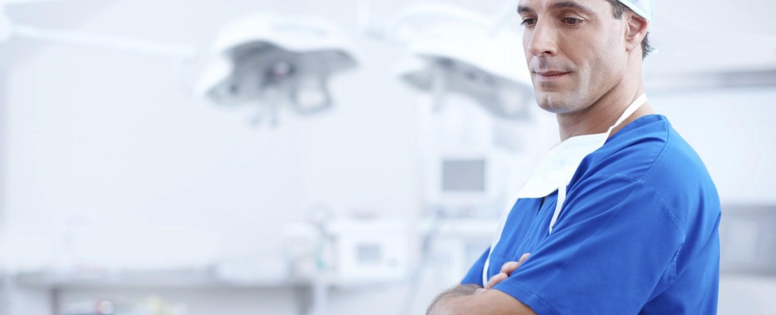 doctor healthcare hospital (Photo credit: Free-Photos / Pixabay)