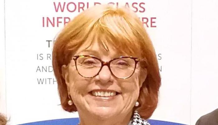 Debi Hamill, IAOP CEO