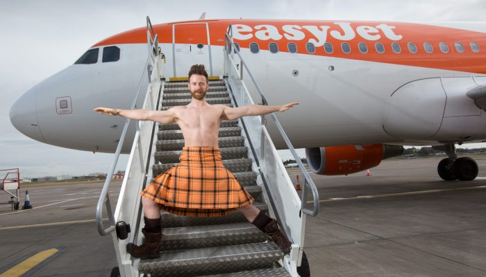 Photo courtesy of EasyJet