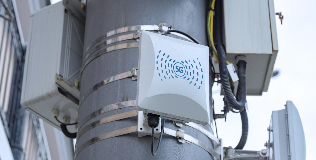 5G Tower image courtesy Verizon