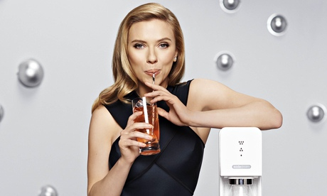 Scarlett Johansson's advertising deal with SodaStream International Ltd has caused internal tensions at Oxfam. Should she stay or should she go? Photograph: Rex