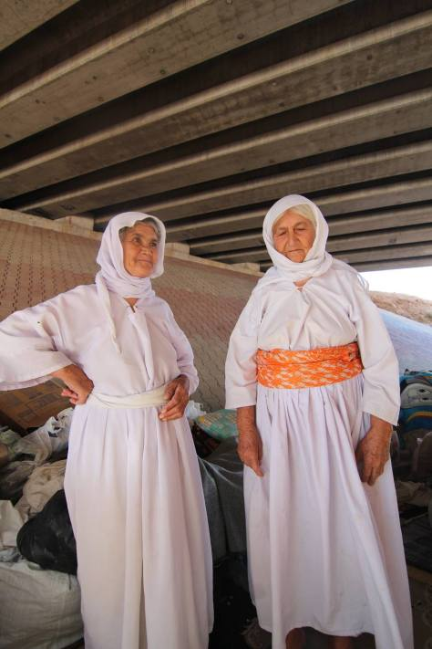 Yazidi Women in Iraq