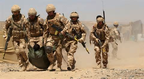 UK Soldiers May Face Iraq War Crime Charges