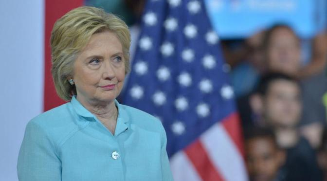 Palestine And Hillary, 'The Lesser Evil'