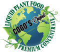 Cogo's Original Plant Food