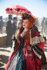 Helena Bonham Carter as Red Harrington in 'The Lone Ranger'