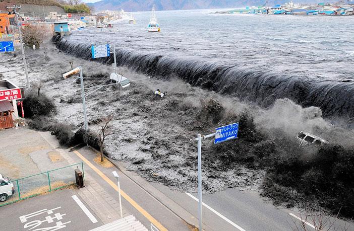 Ekstrem Tsunami