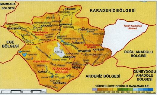 ic-anadolu-bolgesi-fiziki-haritası