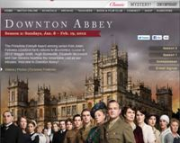 Downton Abbey on the PBS.org website.