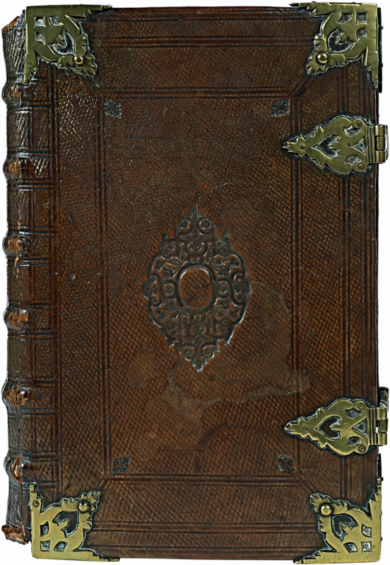 Old Bible to illustrate the 400th anniversary of the King James Version