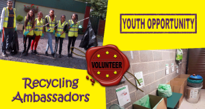 Youth Recycling Ambassador Position