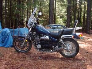 85 Yamaha Maxim