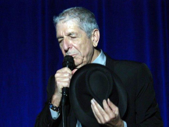 Leonard Cohen - Helsinki 2010