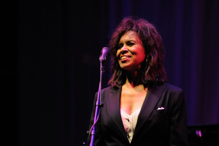 Sharon Robinson - Florence 2010. Photo by
