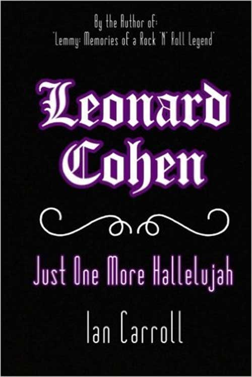 Leonard Cohen Hallelujah Quotes