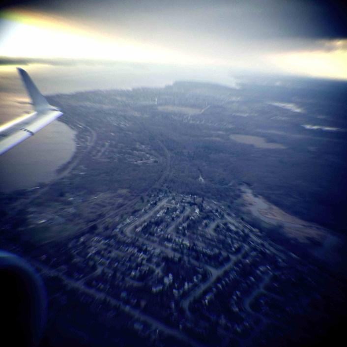Landed, Boston, MA.