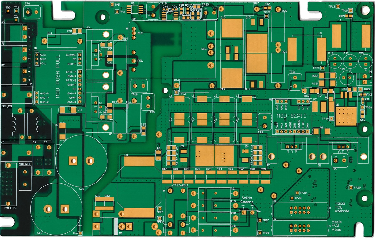 Custom PCB Design Gallery For Double & Multi-layer Boards