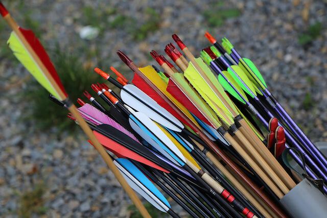 Laser Tag, Archery Tag