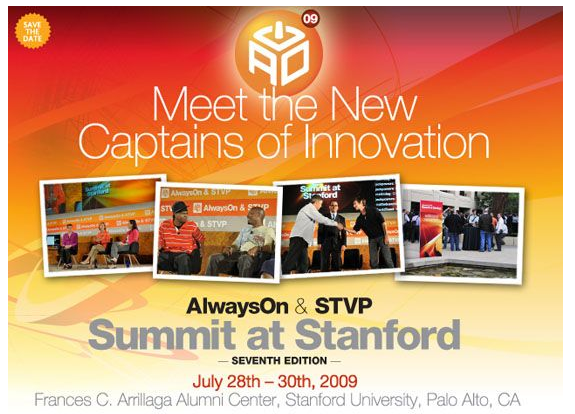 AlwaysOn Summit at Stanford