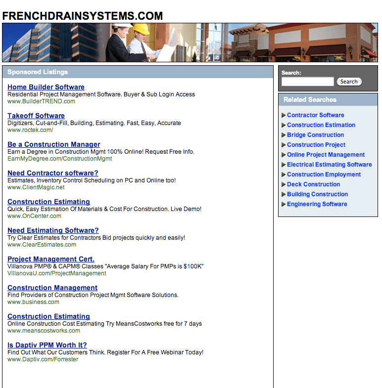 FrenchDrainSystems.com