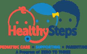 HealthySteps home visiting model logo