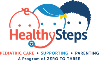 HealthySteps home visiting model logo