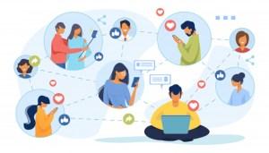 Social community and loyalty