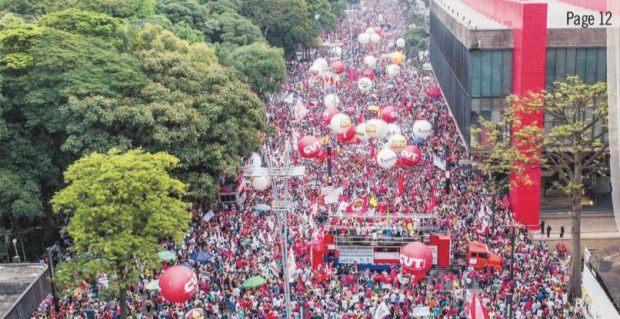 Manif Brazil