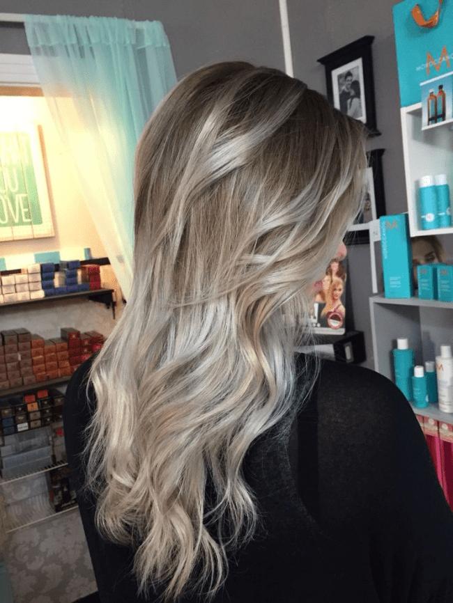Mches Et Ombre Hair Blond Le Top 10 Meilleurs Modles