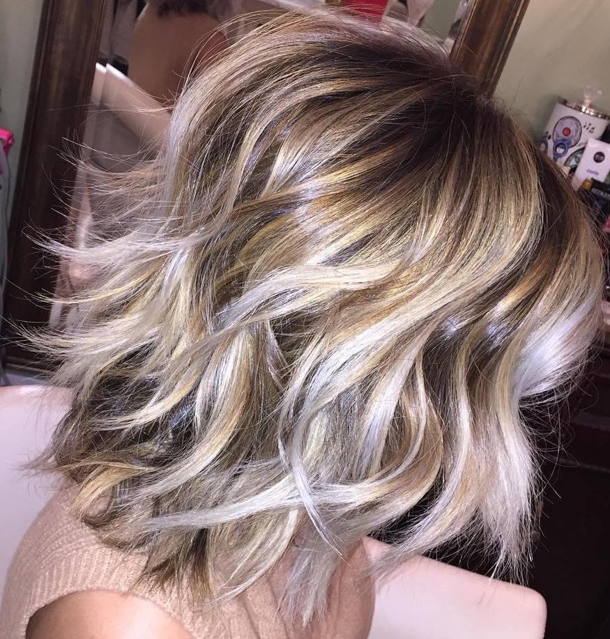 Coupes Magnifiques Pour Cheveux Fins Coiffure Simple Et