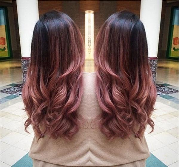 Les 5 Couleurs Cheveux Qui Marqueront La Nouvelle Anne