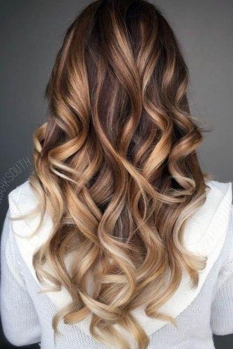 Celebrity Hair Color Light Brown