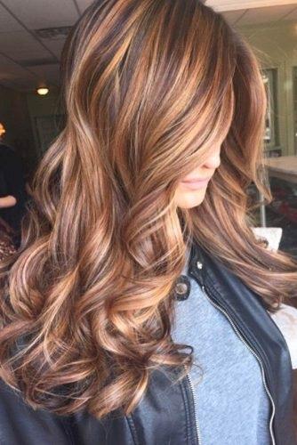 Makeup Light Brown Hair
