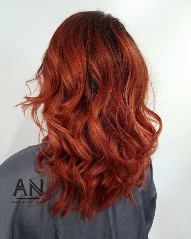 Belles Couleurs Cheveux Tendance 2018 Coiffure Simple Et