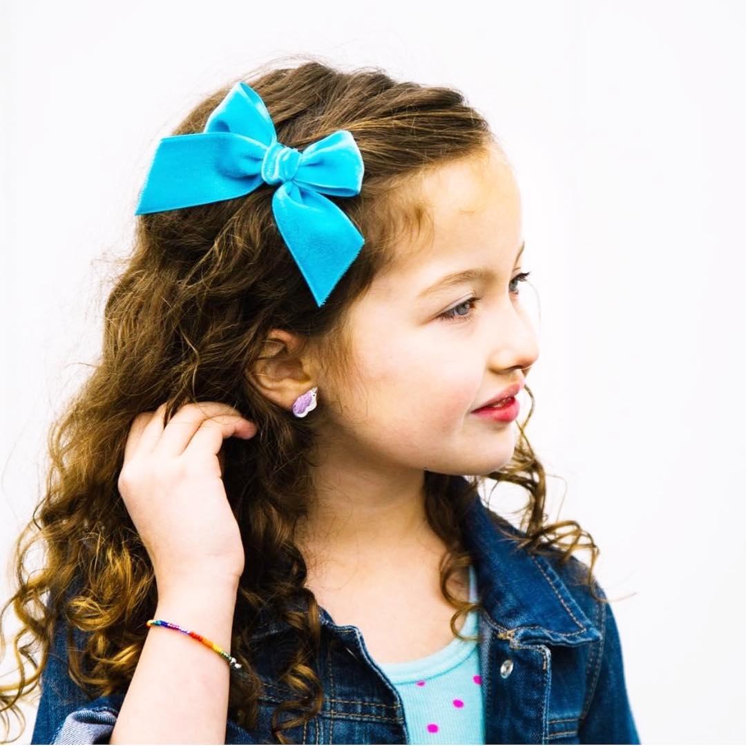 Belles Coiffures Tresses Pour Petite Filles Tendance T