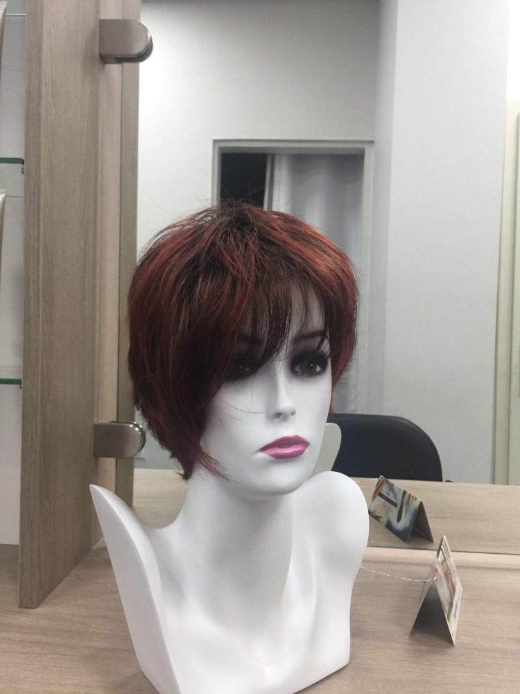 Exemples de perruques