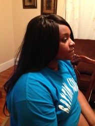 Full Sew in | Invisible part